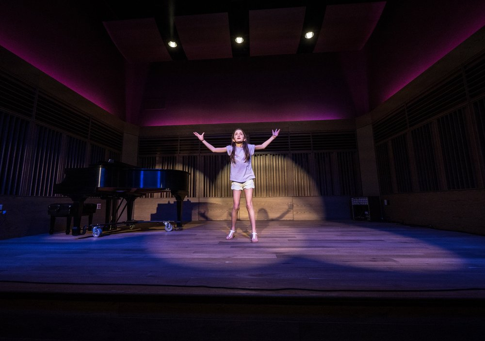 BROADWAY MUSICAL THEATRE - RECOMMENDED AGES: 9–12 (Jr. Thespians) and 13–18 (Teen Thespians)Learn to sing and act while staging popular scenes from Broadway!Attend weekly 90-minute rehearsals in Stages' professional performance theatrePerform at our spring cabaret on May 17th & May 18th