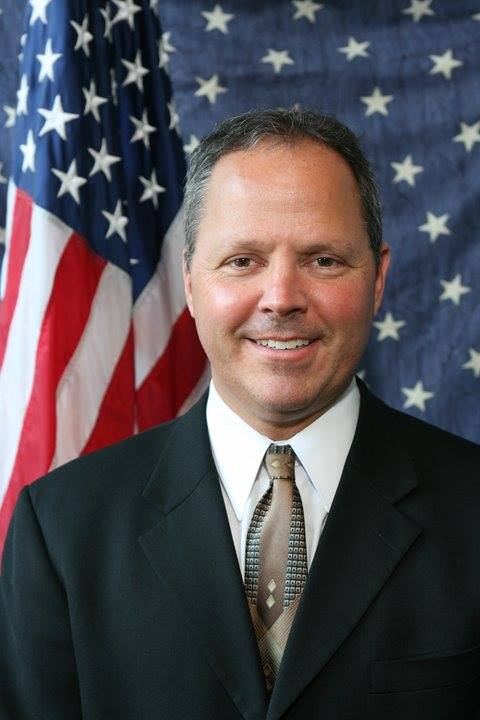 County Legislature Chairman Steve Brescia