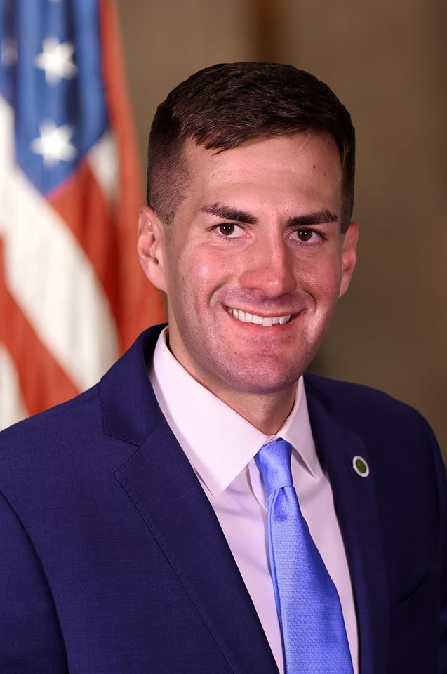 Assemblyman Colin Schmitt- 99th District