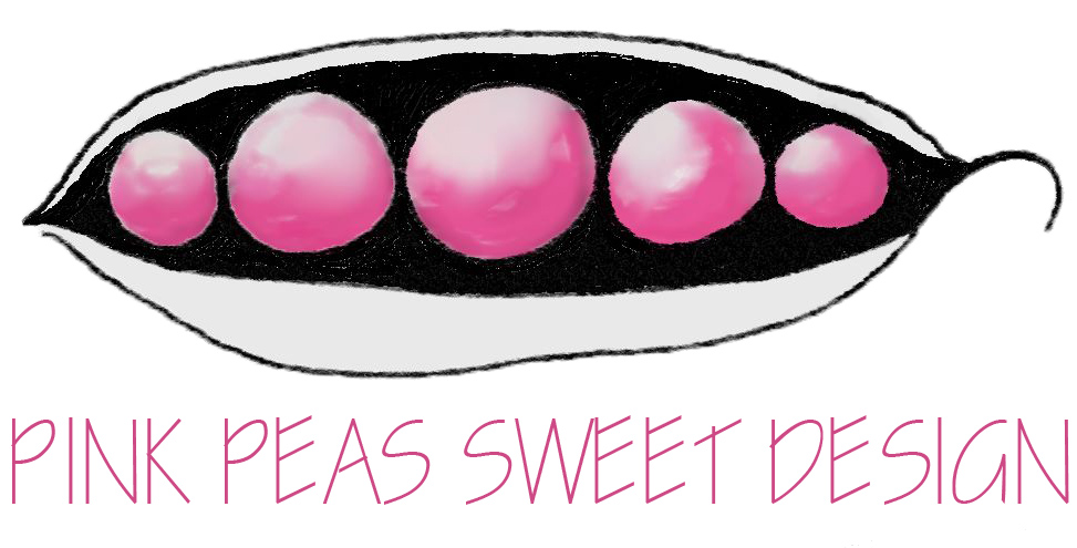 Pink Peas Sweet Design