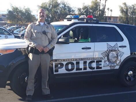 LVMPD Officer Paul Solomon