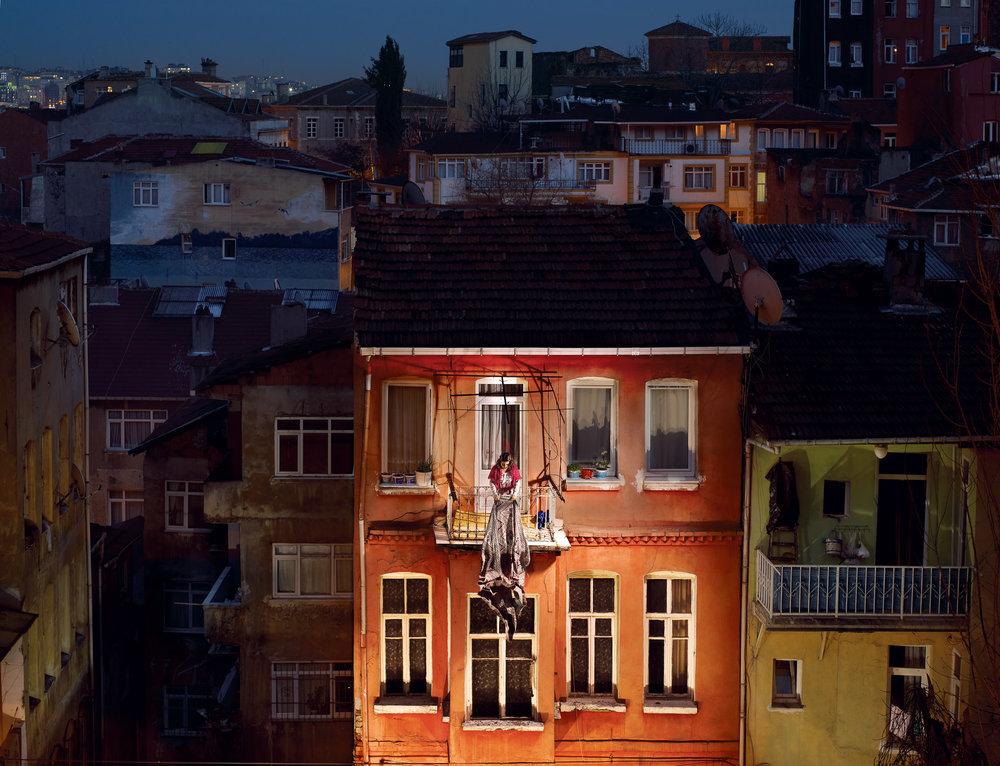 CARPET, ISTANBUL