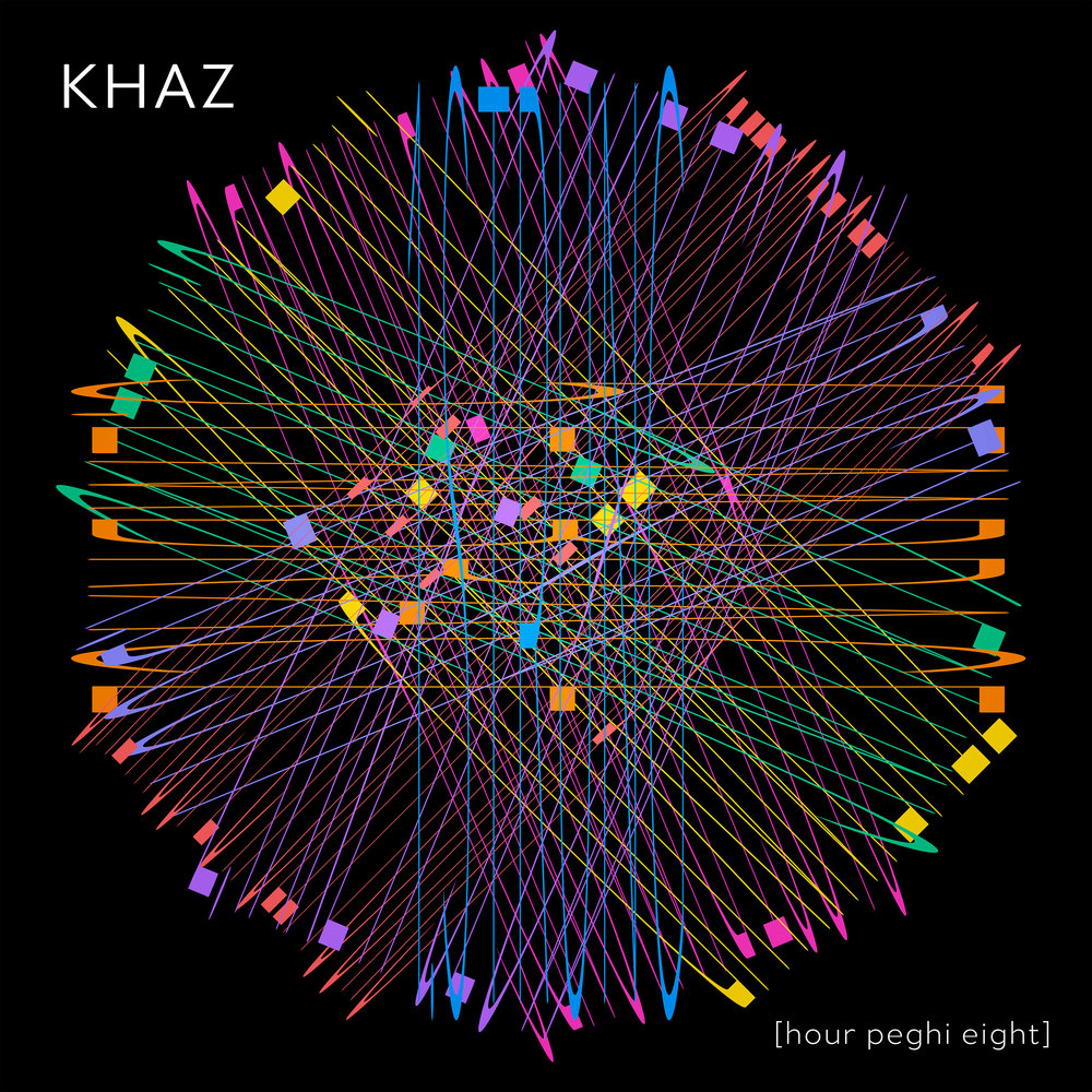 A visual puzzle created by Khaz, find the tracks by changing your perspective and focusing on the colors that represent the moods of the songs…