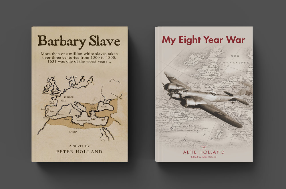 'Barbary Slave' & 'My Eight Year War' book launch