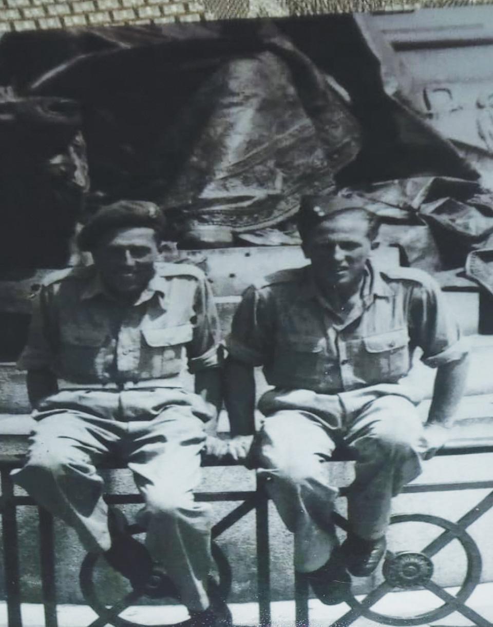Harry & Alfie Holland