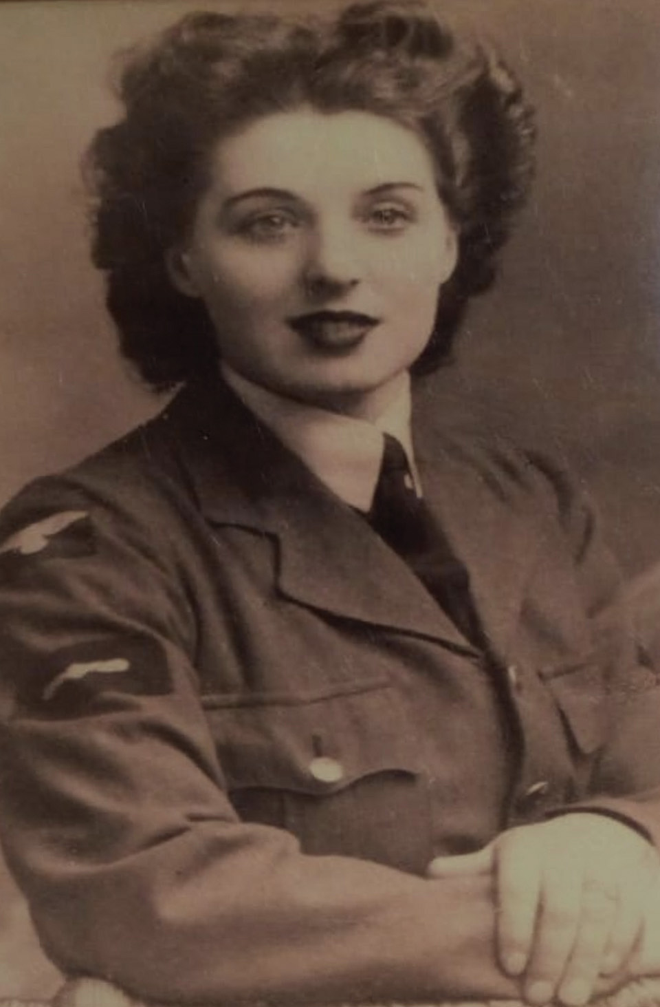Dorothy Alma Allsopp