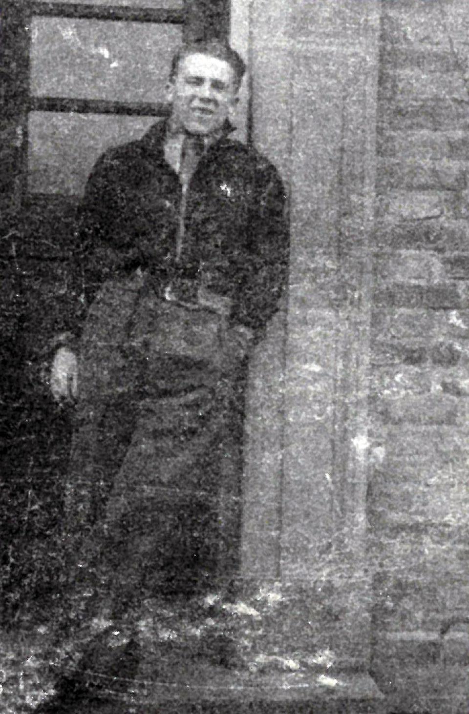 Alfie Holland 1946