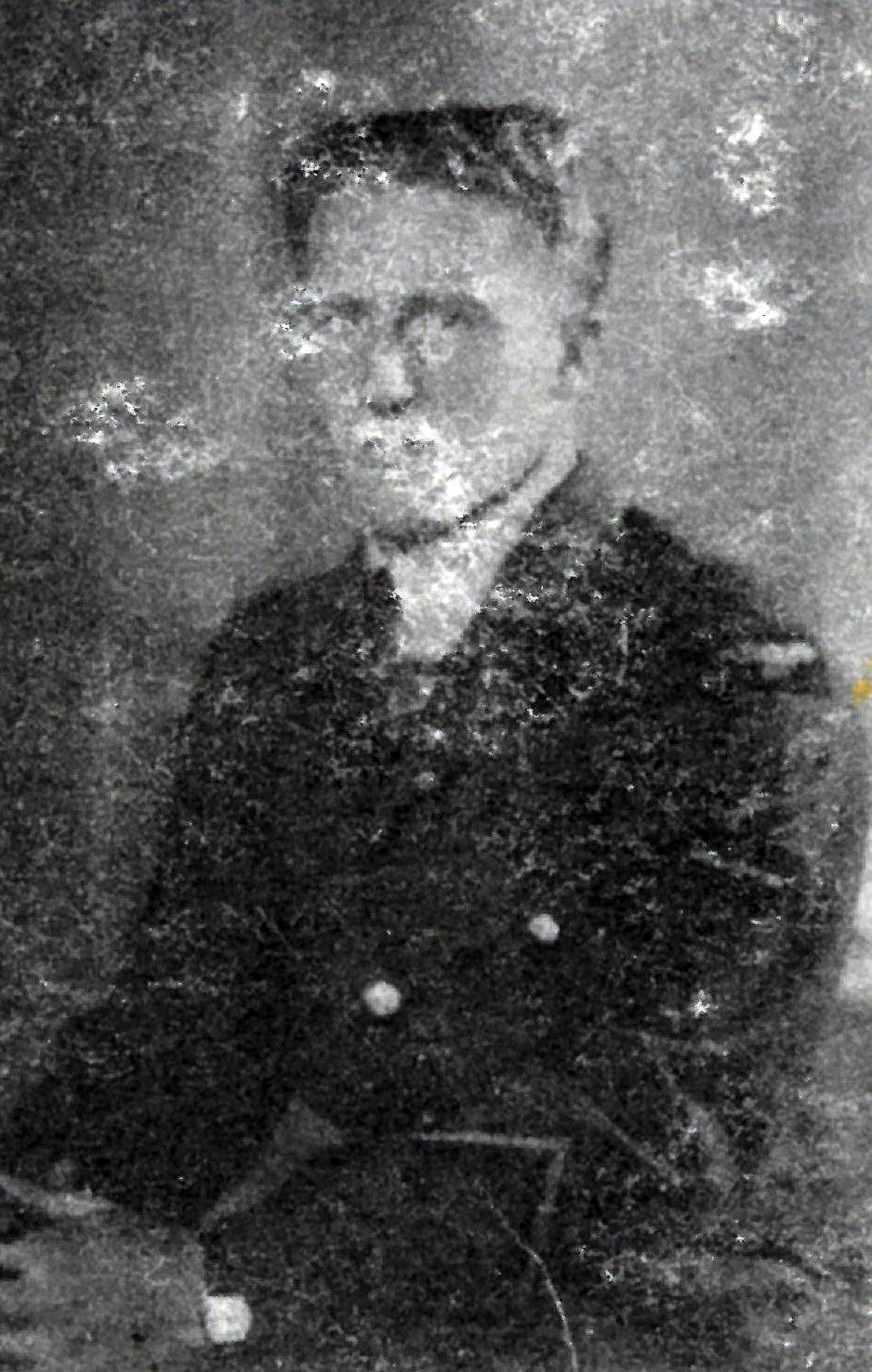 Alfie Holland 1941