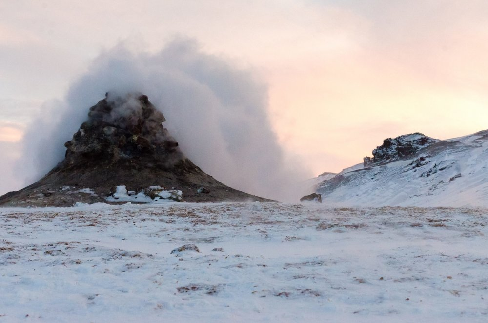 Geothermal Iceland - © Mike Best