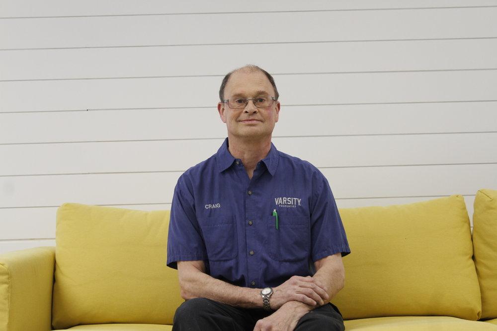 Craig Boston - Property Technician