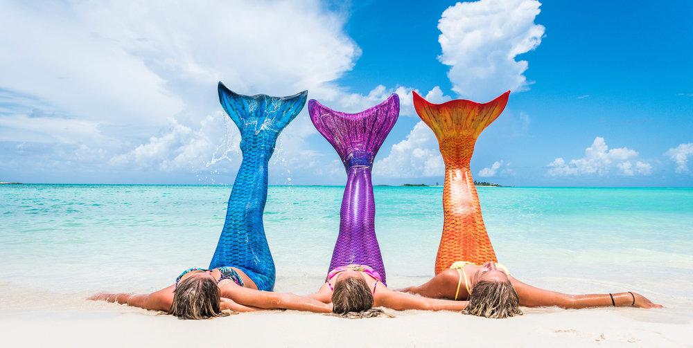 abaco mermaids