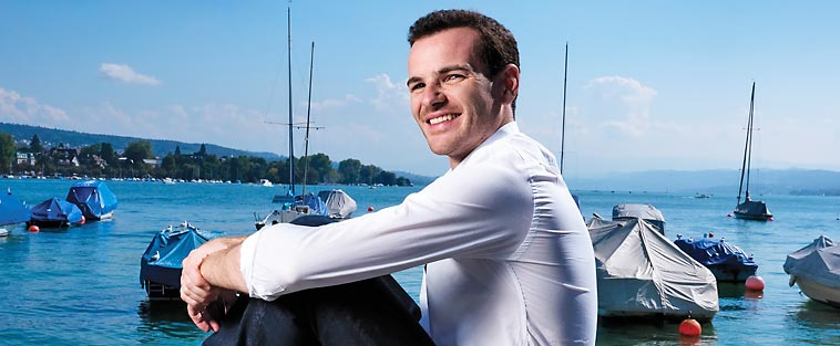 Lionel Bringuier: A Nice Guy looks Forward to making the CSO Swell
