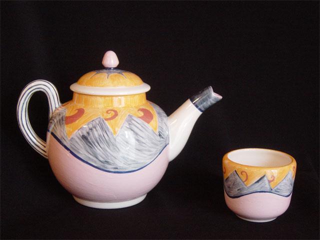 Tea Set [Sold]