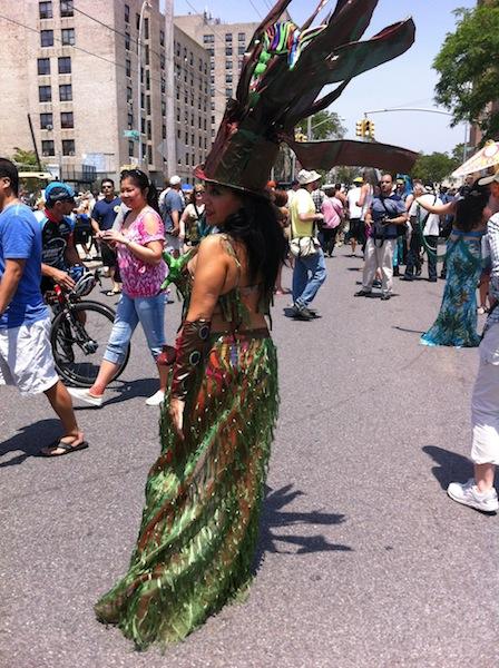 Seaweed Costume