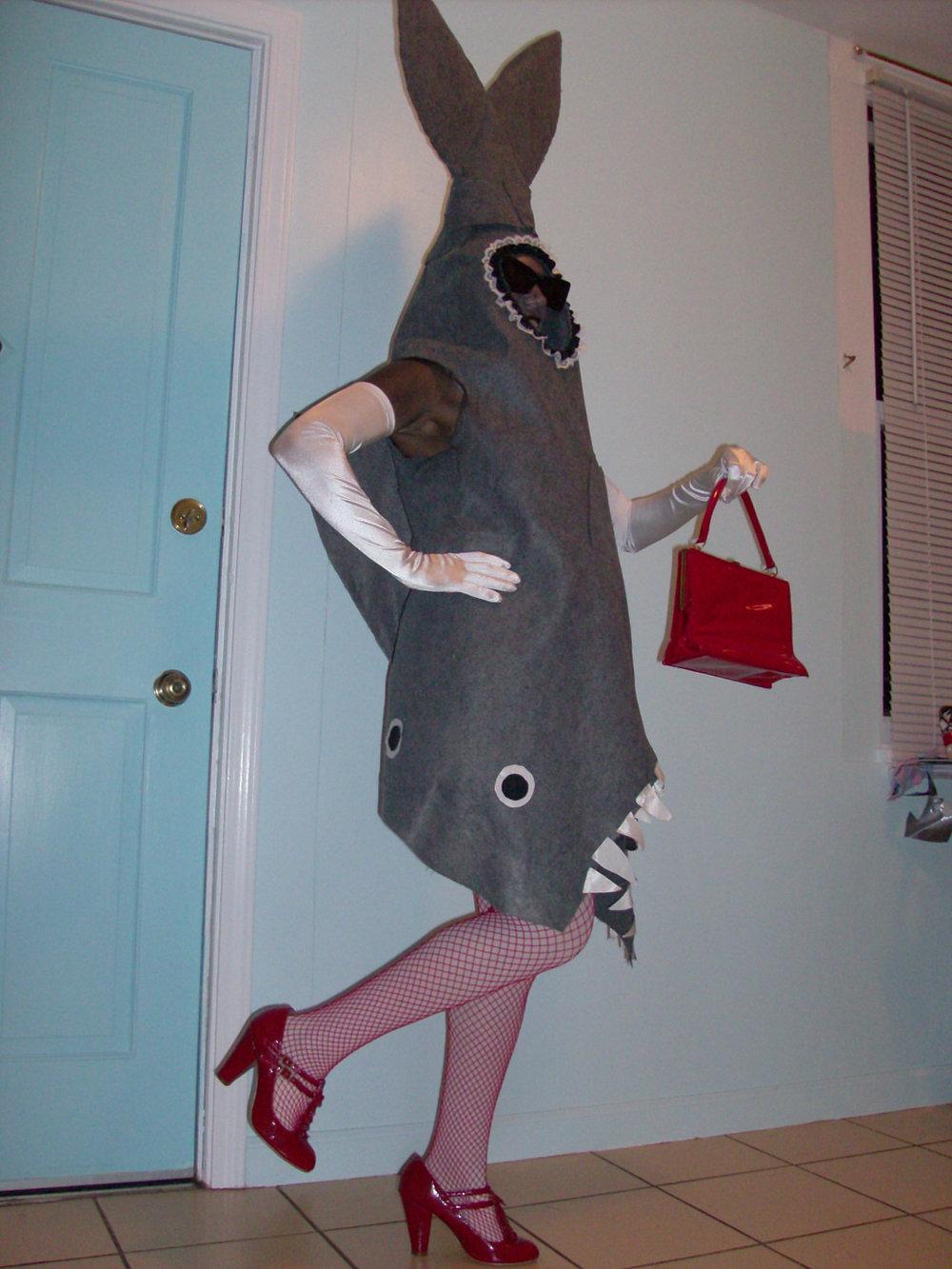 Shark Costume