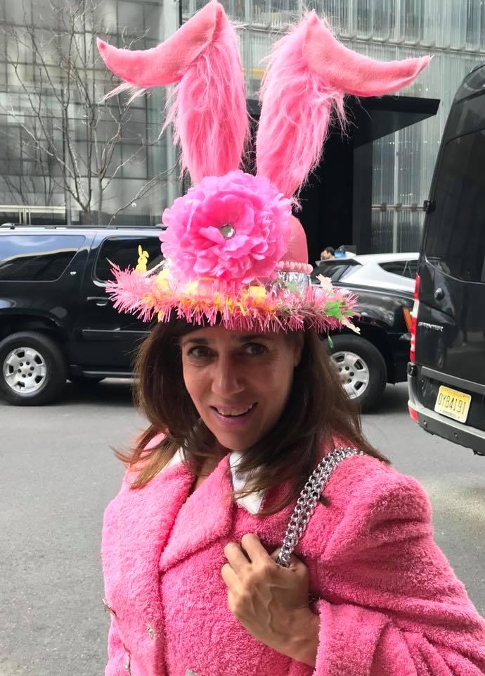 Day 91 Easter Bonnet.