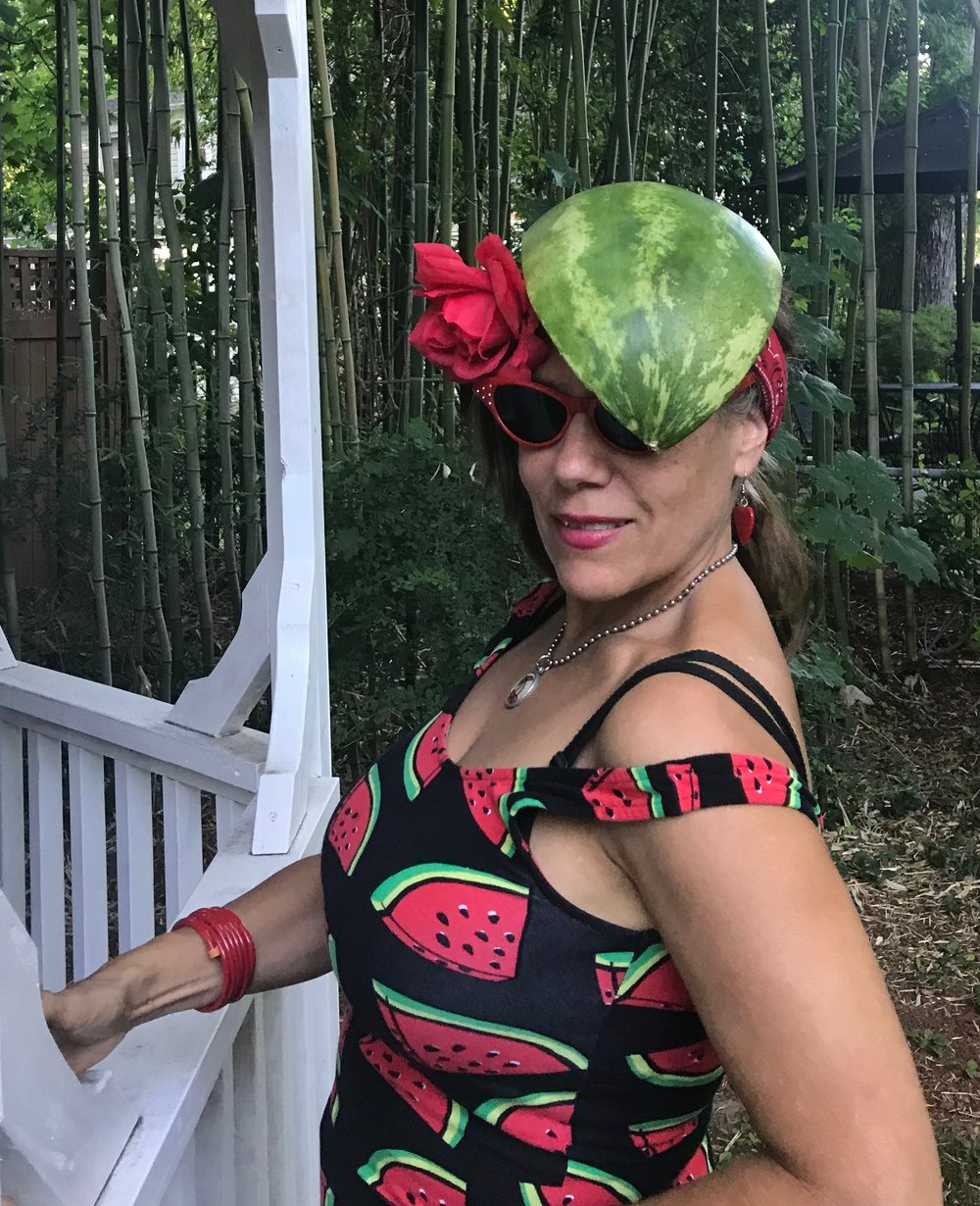 We are not men. We are Watermelon
