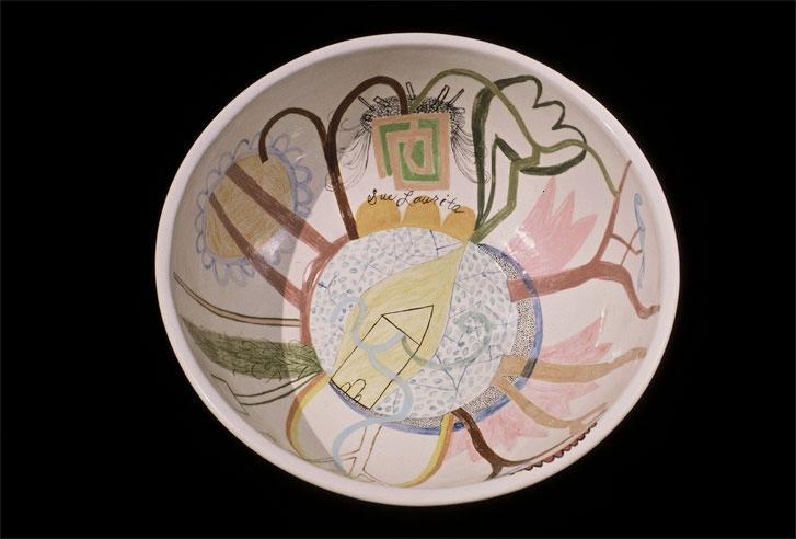 "House Bowl 8"" x 14"" diameter [Sold]"