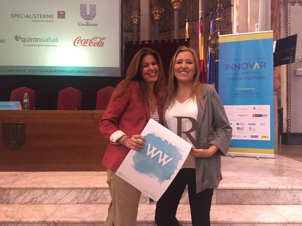 Lauréat du Social Innovation Award 2017