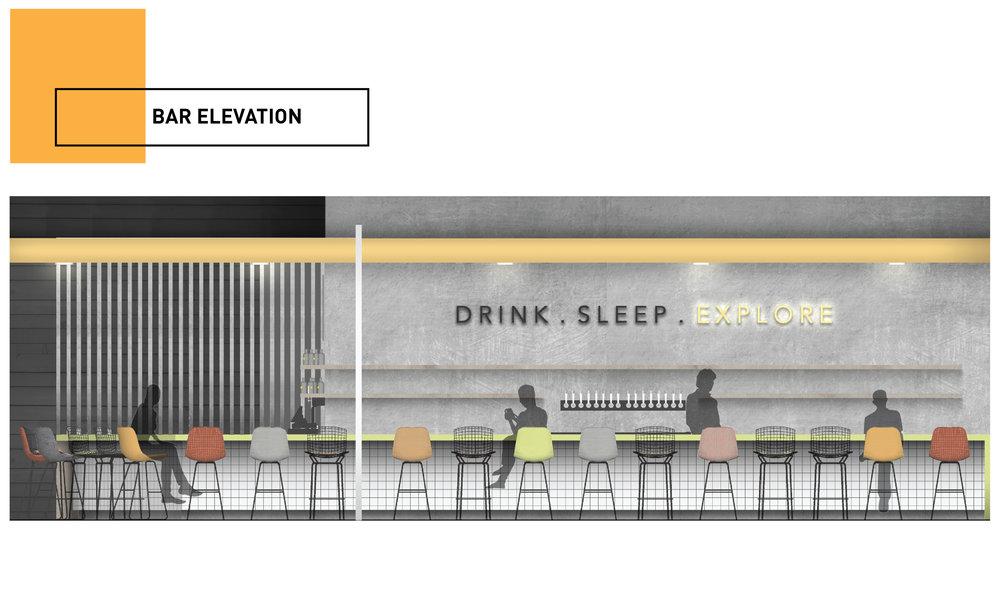 Bar Elevation