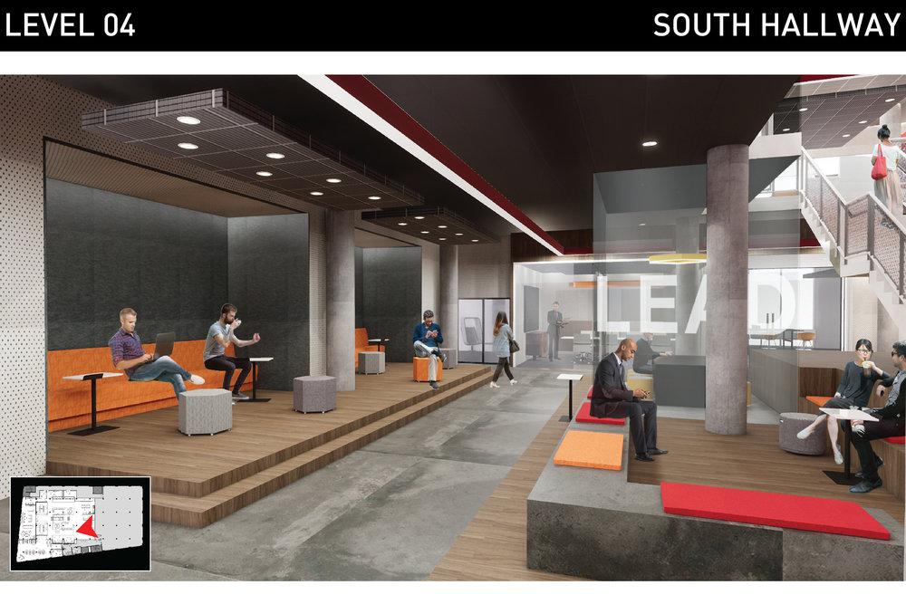 Rendering_South Hallway
