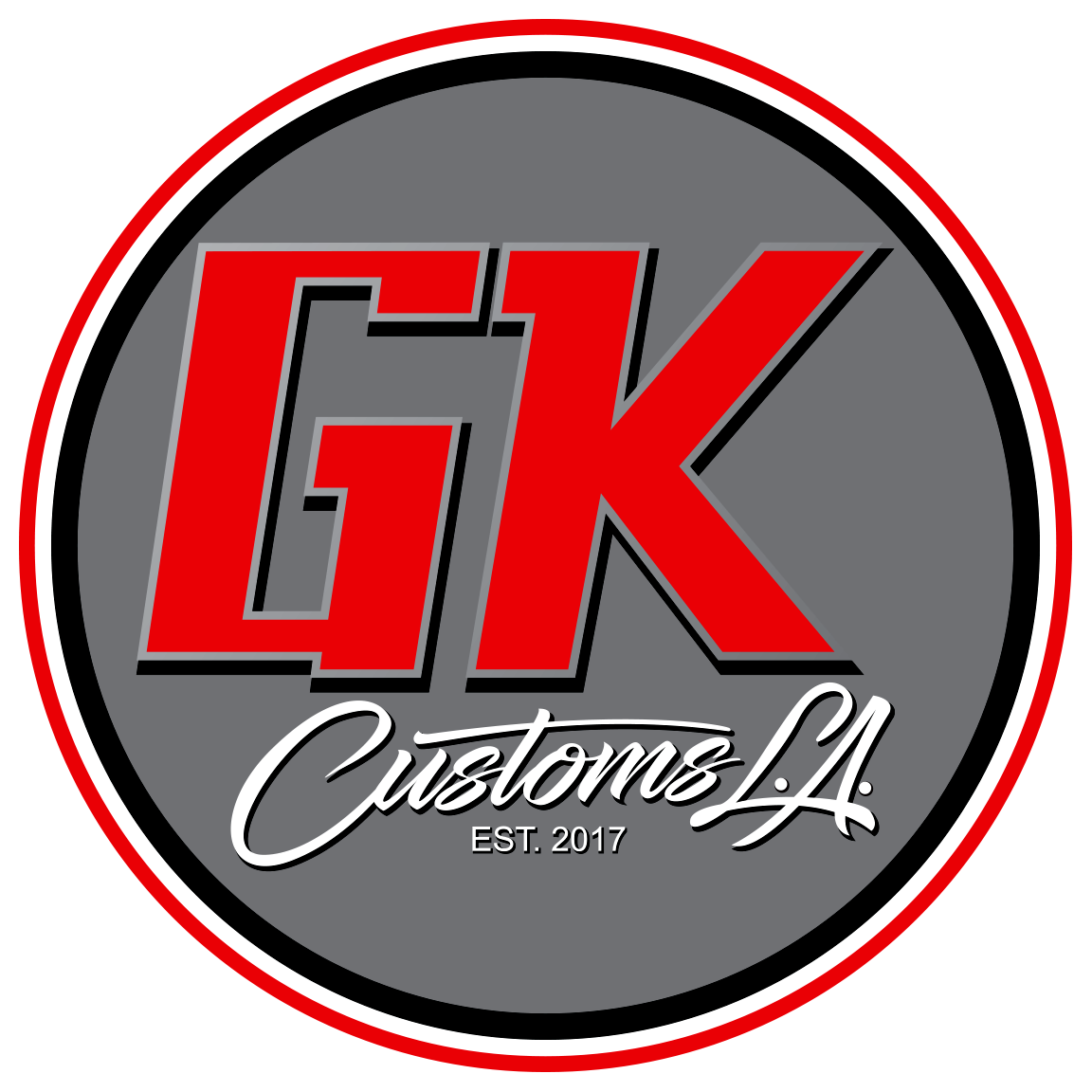 GK CUSTOMS L.A.