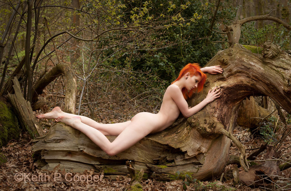 Nude in Nature, Swindon, UK (2012)