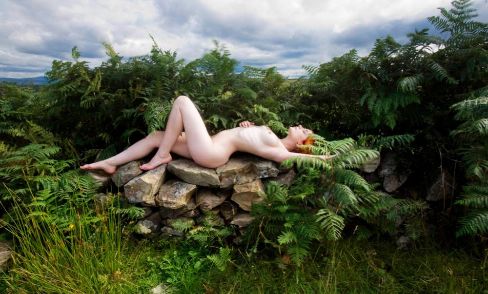 Nude in Nature, County Donegal, IE (2013)