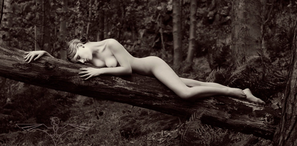 Nude in Nature, Edinburgh, UK (2010)