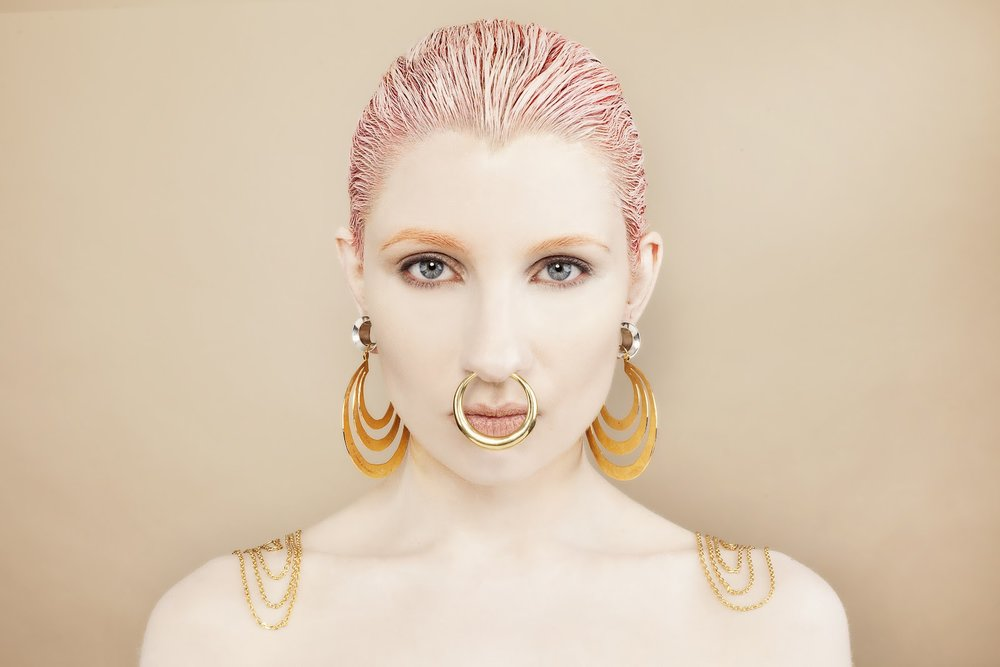 Tawapa body jewelry. Los Angeles, CA (2012)