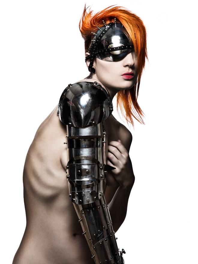 Cyborg. London, UK (2010)