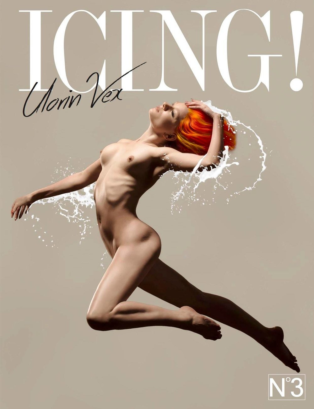 Icing Magazine cover