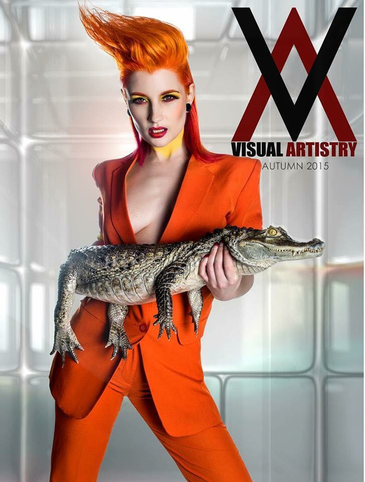 Visual Artistry Magazine cover autumn 2015