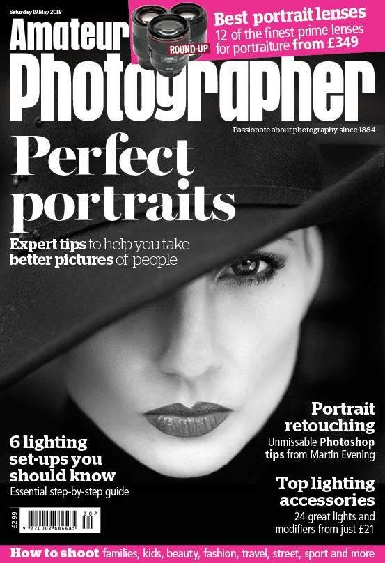 Amateur Photographer Magazine cover May 2018