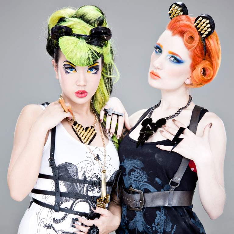 Amelia Arsenic and Ulorin Vex