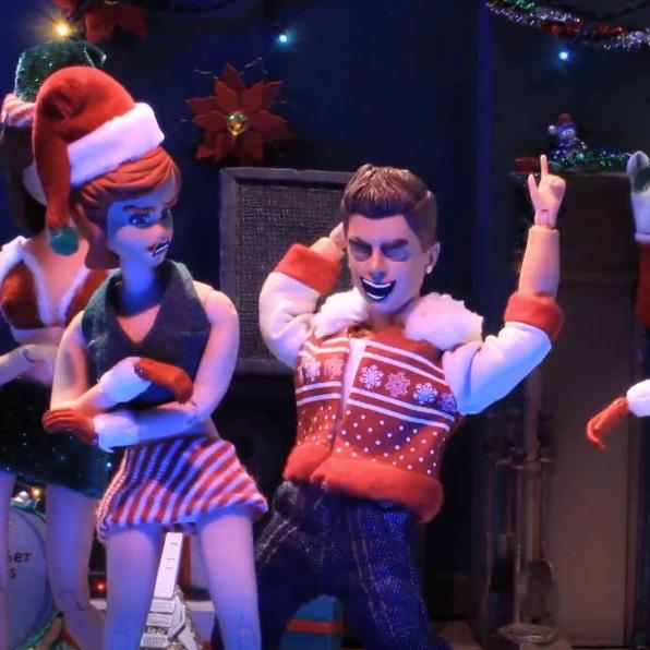 CHRISTMAS WITH THE BIEBZ