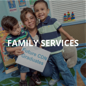 Family Services at Children's Day Nursery and Preschool in Passaic New Jersey