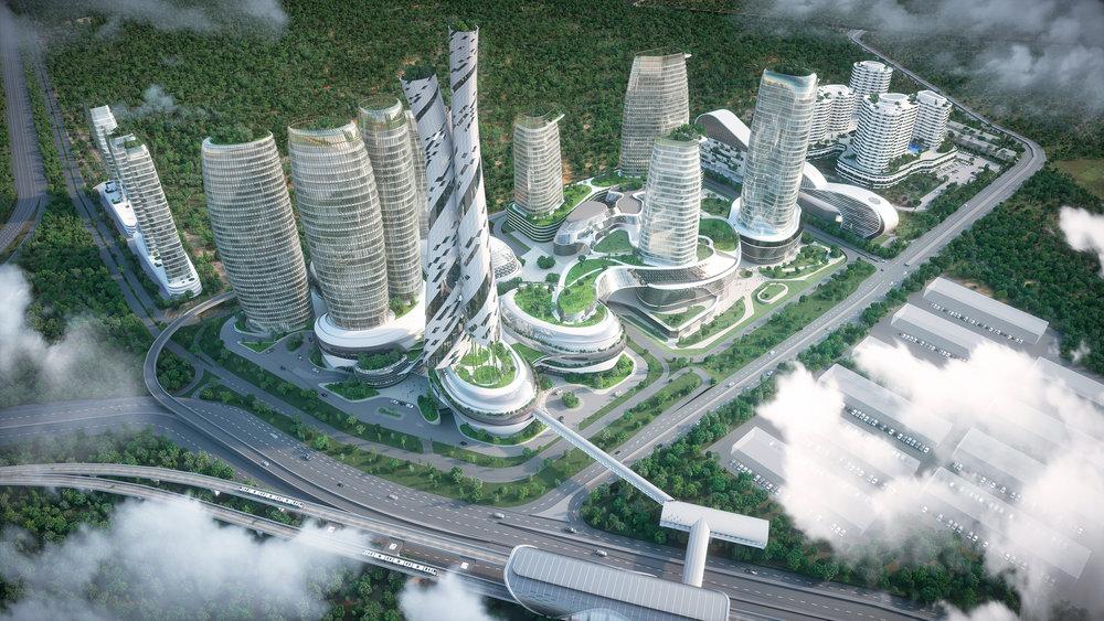 O2 City -
