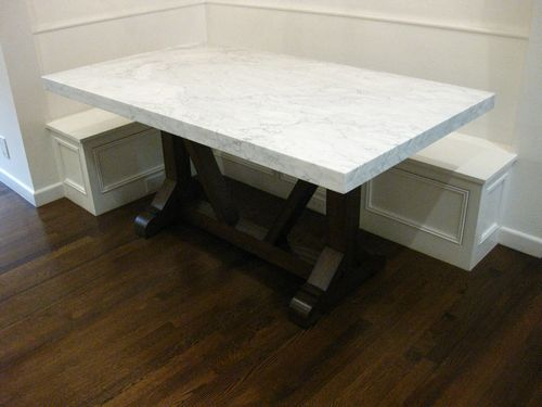 - TRESTLE TABLE