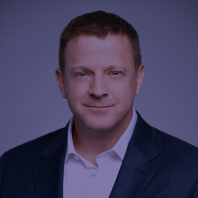 Greg Jungman,  SVP Product and CTO