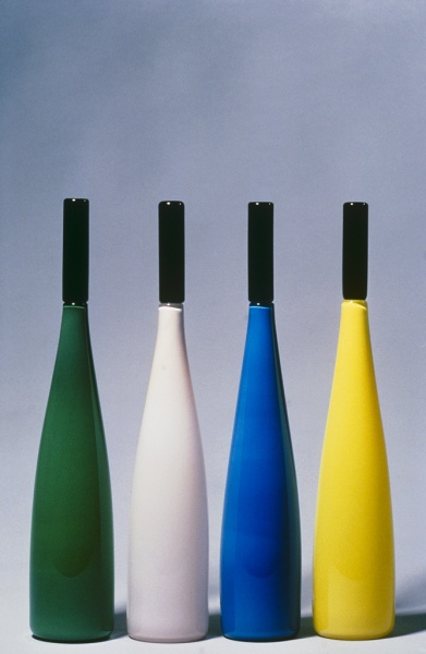 Bottles with Stoppers, 1993