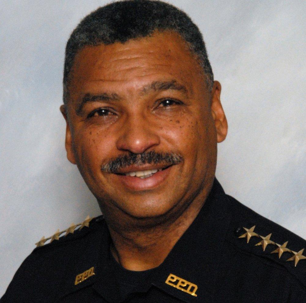 Chief David Alexander, III