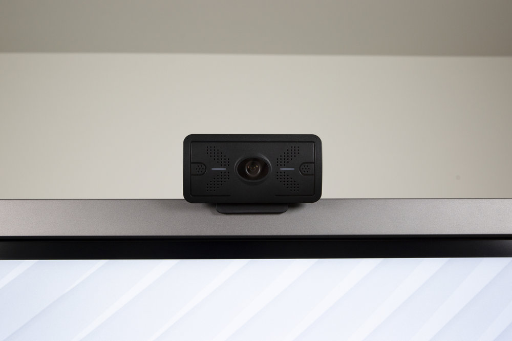 Discover our high definition cameras. - Our conference cameras offer full HD video, integrated microphones, multiple video outputs, and much more.Powerful and user-friendly, they're a great addition to your workspace.