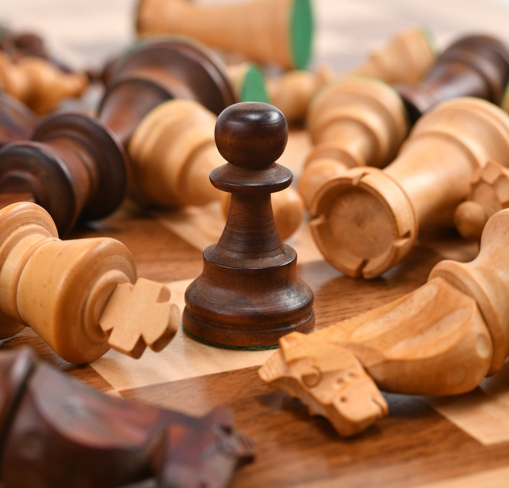 """When a pastor or church leader says, """"King me!"""" they're playing a dangerous game."""