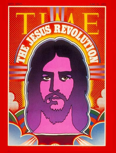Jesus was at the center of the Jesus Movement revival of the 60s