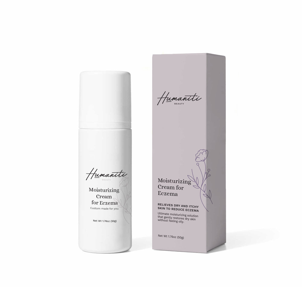 Moisturizing Cream for Eczema