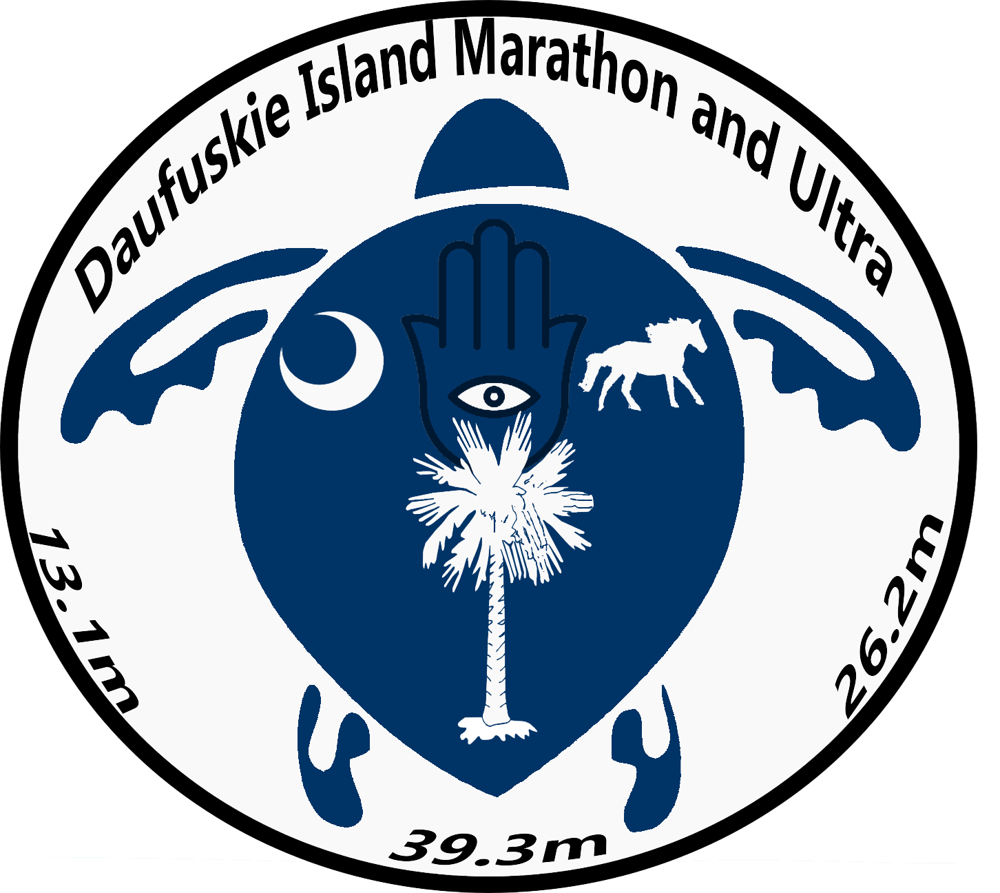 Daufuskie Island Marathon and Ultra Photo Gallery