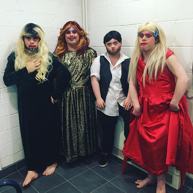 Show time! #Folkestone #dragsyndrome