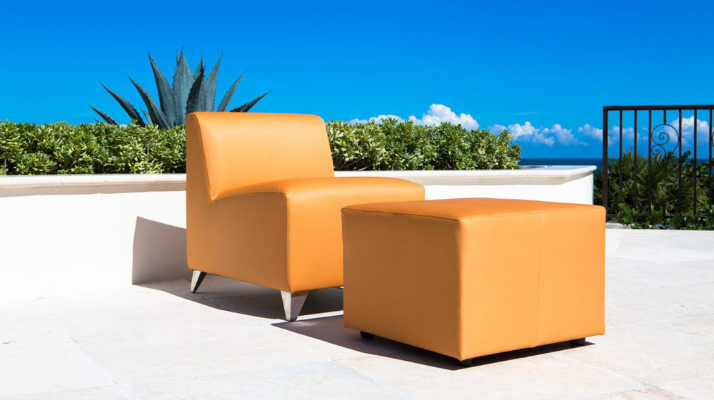 Van de Sant - Van de Sant is changing the future of the furniture industry by melding contemporary design, comfort and sustainability. With the overarching goal of making recycling attractive, Van de Sant uses recycled materials, including plastic waste reclaimed from the ocean, to create elegant and sustainable furniture.