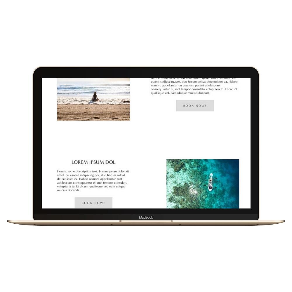 5 Vitamin Sea Mock web design project.jpg